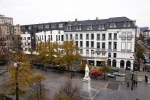 Hotel Barry Brusel - Pensionhotel - Hotely