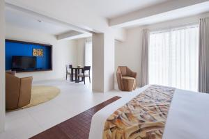 The Picasso Boutique Serviced Residences Managed by HII, Hotely  Manila - big - 18