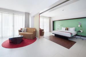 The Picasso Boutique Serviced Residences Managed by HII, Hotely  Manila - big - 24