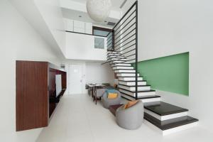 The Picasso Boutique Serviced Residences Managed by HII, Hotely  Manila - big - 8