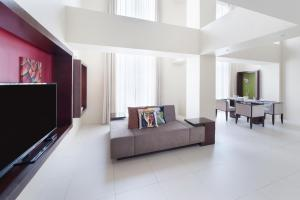 The Picasso Boutique Serviced Residences Managed by HII, Hotely  Manila - big - 14