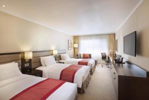 Superior Twin Room with 3 Single Beds (3 adults)