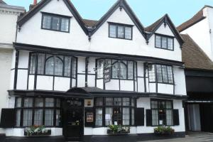 House of Agnes in Canterbury, Kent, England