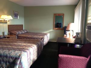 Standard Double Room with Two Double Beds- Non smoking