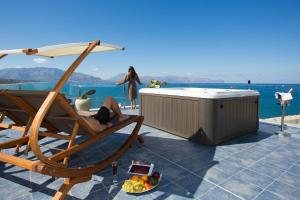 Marina Holiday & Spa, Hotels  Balestrate - big - 35