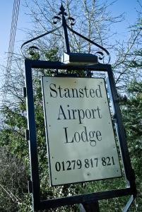Stansted Airport Lodge in Takeley, Essex, England