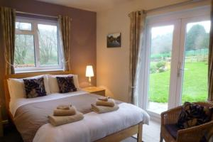 Brambly Wood B&B in Haytor, Devon, England