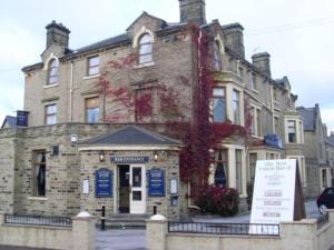 The Westleigh Hotel in Bradford, West Yorkshire, England