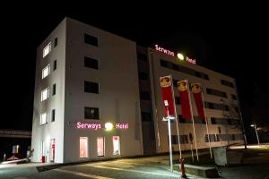 Serways Hotel Feucht Ost - Pensionhotel - Hotels