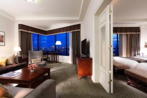 Premier Executive Suite Twin with City View and Spa Access - Non-Smoking
