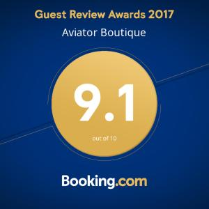 Aviator Boutique, Hotels  Otopeni - big - 72