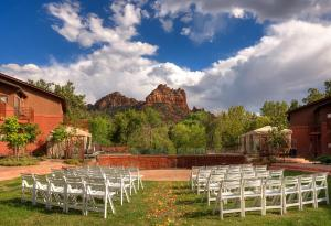 100 Amara Lane, Sedona, Arizona 86336 United States.