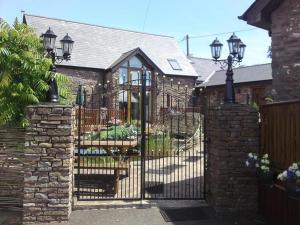 Usk Country Cottages in Usk, Monmouthshire, Wales