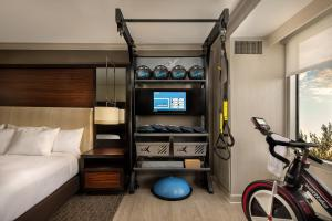 King Room with Fitness Bike