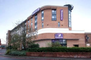 Premier Inn Solihull Town Centre in Solihull, West Midlands, England