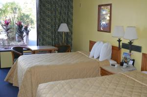 Standard Room with Two Double Beds - Disability Access/Non-Smoking