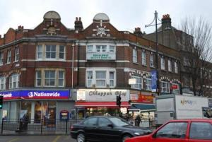 The Broadway Guest House in Southall, Greater London, England