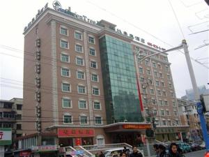 GreenTree Inn ShangHai WuNing Road ZhenPing Road Metro Station Business Hotel