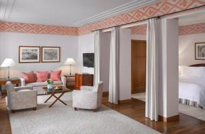 Executive Suite Four Seasons mit Kingsize-Bett
