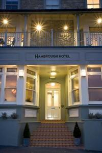 The Hambrough in Ventnor, Isle of Wight, England