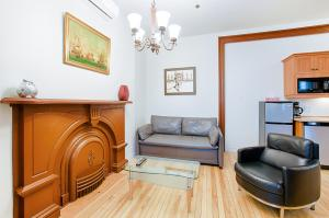 Apartment with Sofa Bed - Ground Floor 1