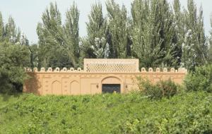 Turpan Silk Road Lodges   The Vines