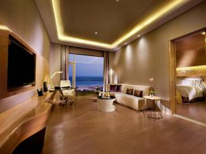 Wyndham Grand Qingdao, Hotels  Huangdao - big - 19
