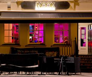 The Nook Guest House in Weymouth, Dorset, England