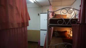 Bed in 4-Bed Female Dormitory Room (Air-condition)