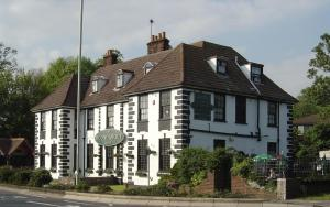 The Roundabout Hotel in Fareham, Hampshire, England
