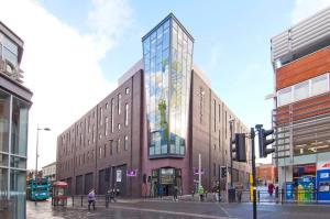 Premier Inn Liverpool City (Liverpool One) in Liverpool, Merseyside, England