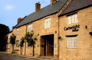 Cartwright Hotel in Aynho, Northamptonshire, England