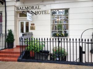 Bed and Breakfast Balmoral House Hotel, Londra