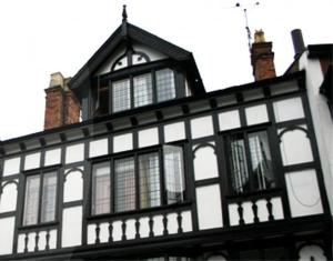 Lucroft Guesthouse in Shrewsbury, Shropshire, England