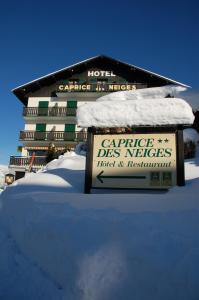 Caprice Des Neiges   Logis De France