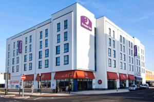 Premier Inn Weston Super-Mare (Seafront) in Weston-Super-Mare, Somerset, England