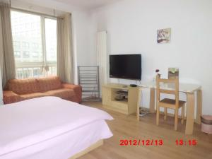 Beijing Baifenbai Serviced Apartment Zhichunlu