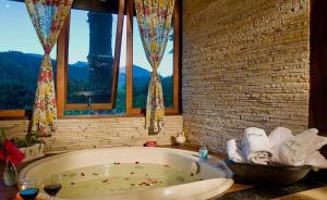 Double Room with Hot Tub