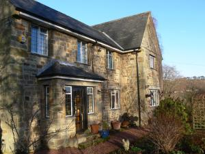 Thornley House in Allendale Town, Northumberland, England