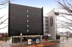 Premier Inn Walsall Town Centre in Walsall, West Midlands, England