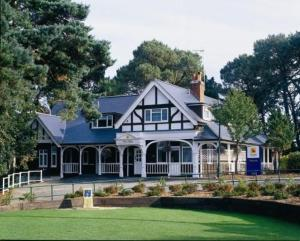 The Lodge At Meyrick Park Guest House in Bournemouth, Dorset, England