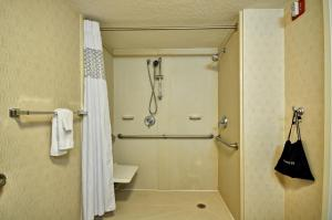 Queen Room with Roll In Shower - Disability Access Non-Smoking