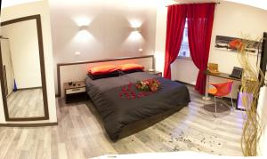 Lodging Chroma Exy, Rome