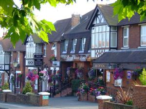 Grange Moor Hotel in Maidstone, Kent, England