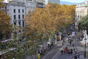 Appartamento Rent4Days Ramblas Apartments, Barcellona