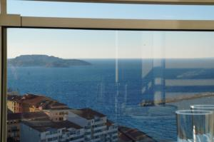 T1 Vue Panoramique Mer & Iles Frioul, Apartmány  Marseille - big - 12