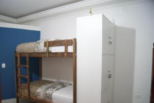 Bed in 10-Bed Dormitory Room with Private Bathroom