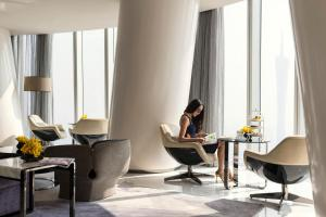 Superior Room Canton Tower View king bed