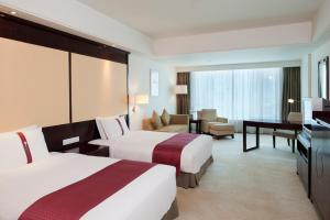 Quarto Duplo ou Twin Superior Holiday Inn