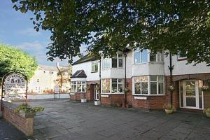 Applegarth Guest house in Stratford-upon-Avon, Warwickshire, England